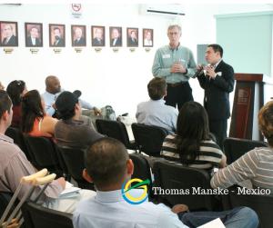 Thomas Manske - Mexico