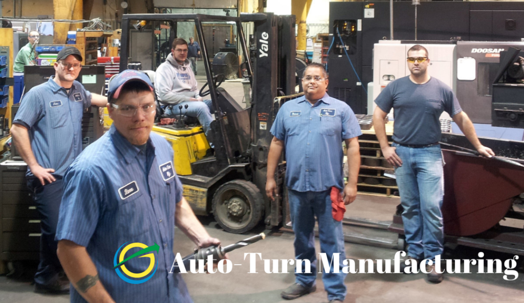 Auto-Turn Manufacturing