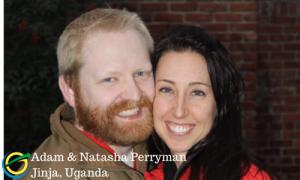 Adam & Natasha Perryman