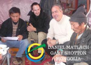 Daniel & Gary Mongolia